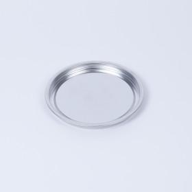 Patentdeckel für Dose 140mm, blank