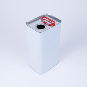 Kanister 5 Liter, UN, außen weiß
