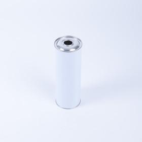 Flachflasche 1.000ml, UN, außen weiß