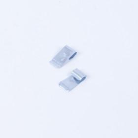Klammern für Eindrückdeckel mit Dichtgummi, 116-242 mm