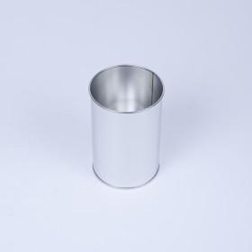 Eindrückdeckeldose 1.000ml, Höhe 151mm, Deckel mit Gummi